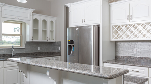 Kitchen cabinet - Hosanna Construction interiors - mobile