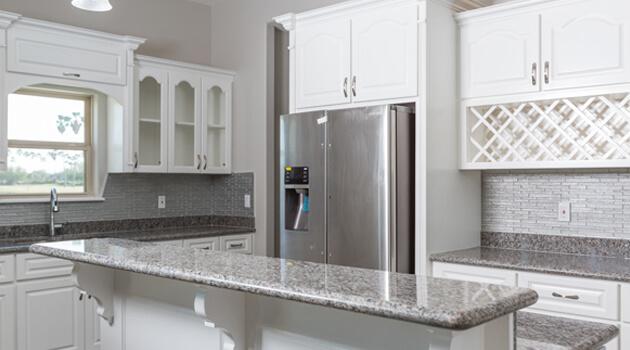 Kitchen cabinet - Hosanna Construction interiors - mobile